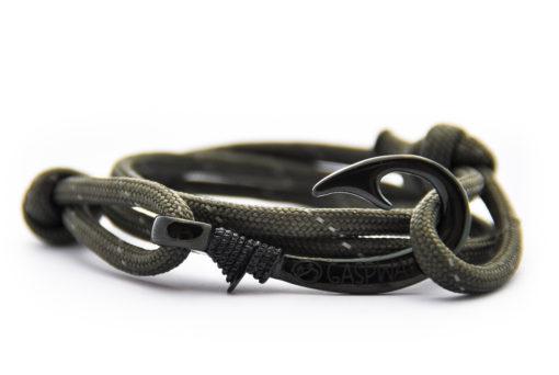 braccialetto-amo-da-pesca-army-green-line-amo-nero