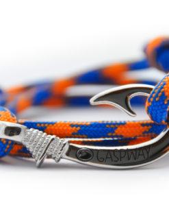 braccialetto-amo-da-pesca-fluo-orange-blue-acciaio