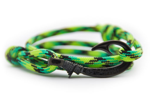 braccialetto-amo-da-pesca-gecko-amo-nero