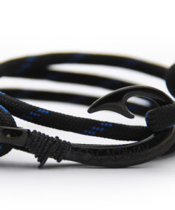 braccialetto-amo-da-pesca-thin-blue-line-amo-nero