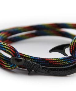 braccialetto-amo-da-pesca-black-rainbow-camo-amo-nero